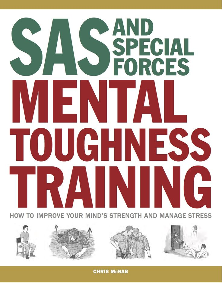 This book examines what it takes to be as mentally fit as a special forces soldier. The book explains why stress management and mental discipline are just as important as physical fitness. Using simple steps, you can build up your endurance over a matter of weeks, and how your quality of life will benefit.