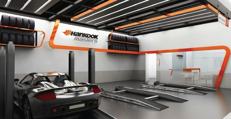 Diadem - Hankook Masters / Global Store Design