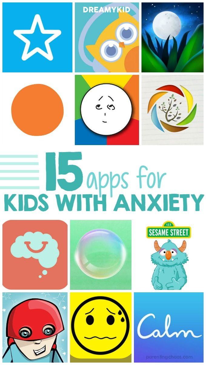 A great selection of Apps for dealing with childhood anxiety. They range in price for free to about $5 and run on a variety of platforms. 15 Mindfulness and Relaxation Apps for Kids with Anxiety via @pixilatedskies