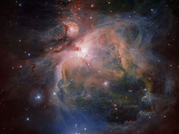 This Is How The Sun Will Die Scientists Say Orion Nebula