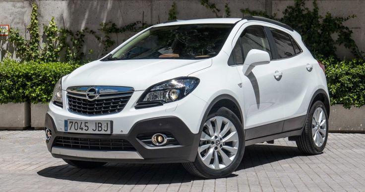 Opel Mokka 1.7CDTi S&S Excellence 4x2 (5p) (130cv) 2014 (Diésel)  #motor #coche #auto #carro #vehiculo #cars #carroceria #interiores #mini #drive
