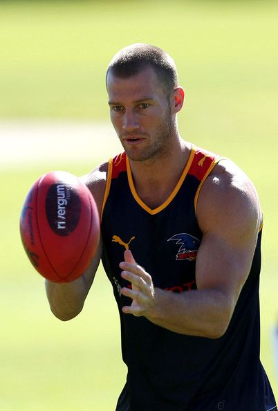 Adelaide Crows Training Session http://footyboys.com