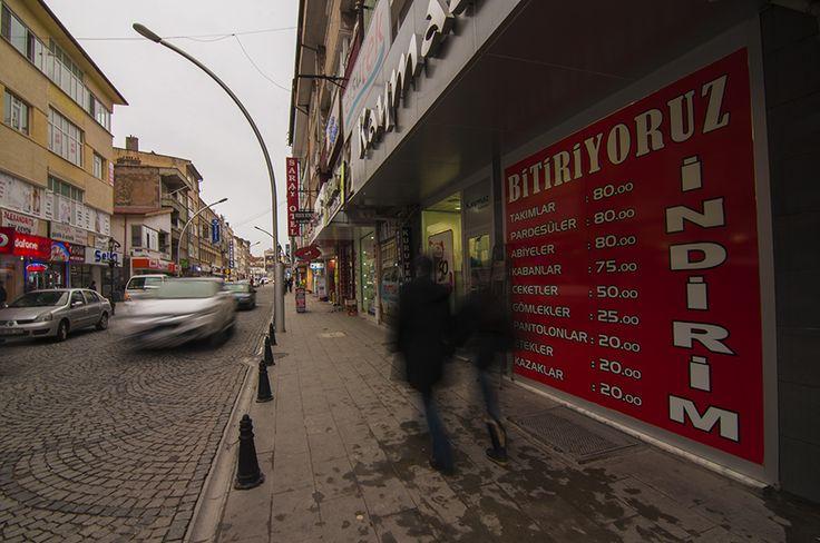 İsmetpaşa caddesi-Karaman