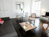 Location Saisonnière Vacances à Paris Saint-Lazare, Appartement Rue Saint-Georges