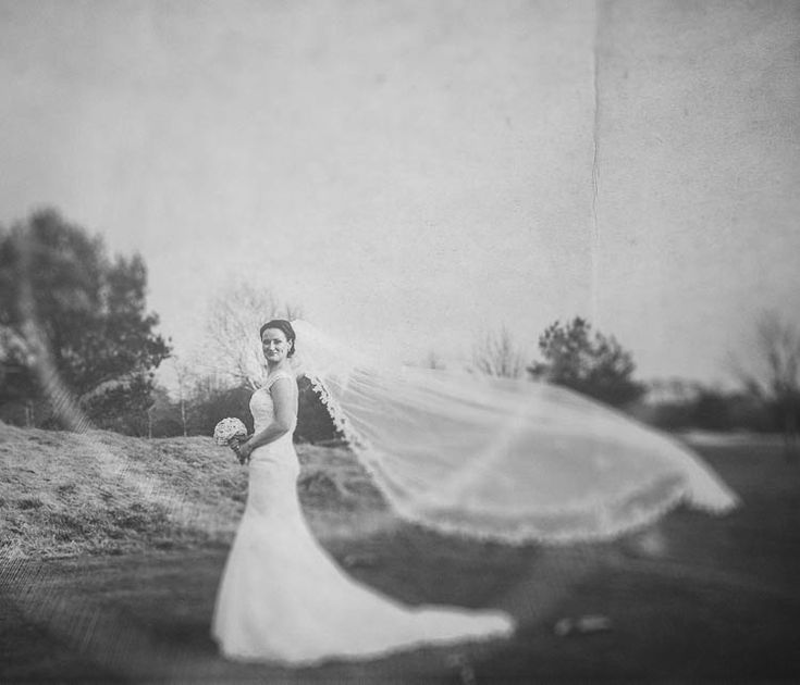 Creative Vintage Wedding Photography at Tulfarris Hotel