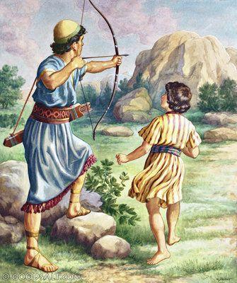 1 Samuel 20: Jonathan Warns David