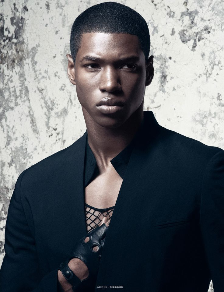 "Ronald Epps (American (African American) / Philadelphia, PA) by Alexandre Valerio for Ones2Watch ""Legion"""