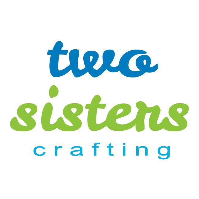 Two Sisters Crafting - Round Logo