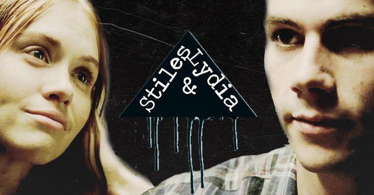 Lydia & Stiles || Superman [ + 5x16 ]