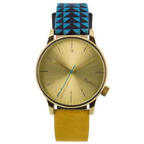 Komono Winston Galore KOM-W2205, zlatá, 2090 Kč   Slevy hodinek