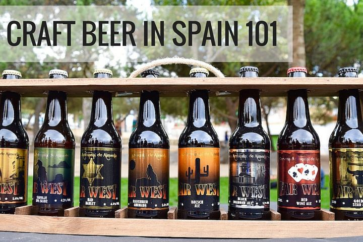 1000 images about spain beer on pinterest craft beer for Where to buy craft beer