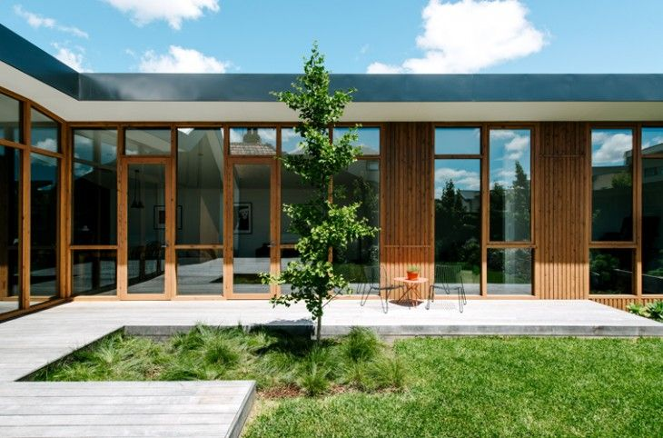 architags - architecture & design blog — Clare Cousins Architects. Brunswick House....