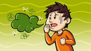 Dentist reveals the exact foods you need to eat to never have bad breath again!   This awesome guest post was written by Dr. Steven Linapracticing board accredited dentist and health educator. Check outhis website here!  Have you ever stopped to think before you choose garlic pizza off the menu at a restaurant? Sure garlic tastes great but the bad breath that stays with you is often a reason to skip to the next option on the menu.  If youve ever had bad breath youre familiar with the…