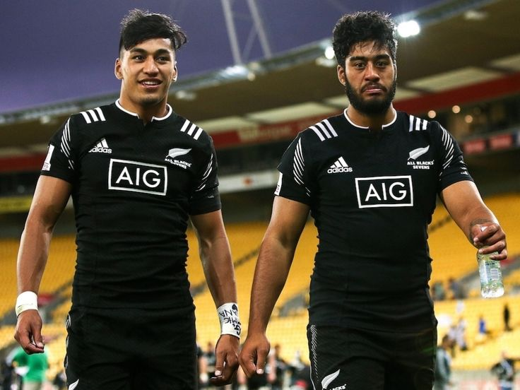 Akira and Rieko Ioane are due back with the Blues this week after starring roles in the Sevens World Series wth New Zealand...