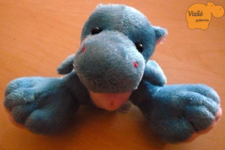 No. 802 | víziló | plüss | hippo | plush