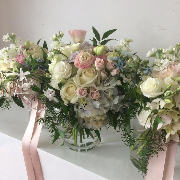 Deborah's Wedding Bouquets |  Estelle Flowers Weddings |  Grandview Gardens Outram | Dunedin, NZ.