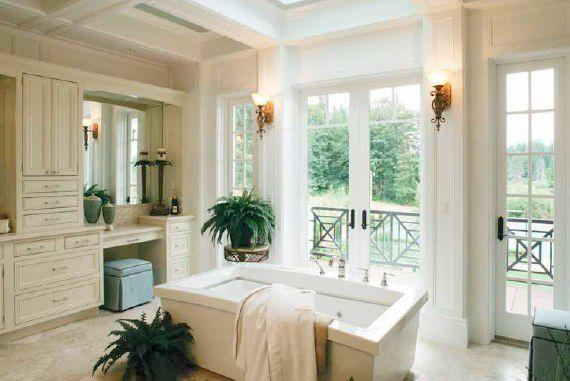 Vivienda en Dubai - Interior #architecture #bathroom