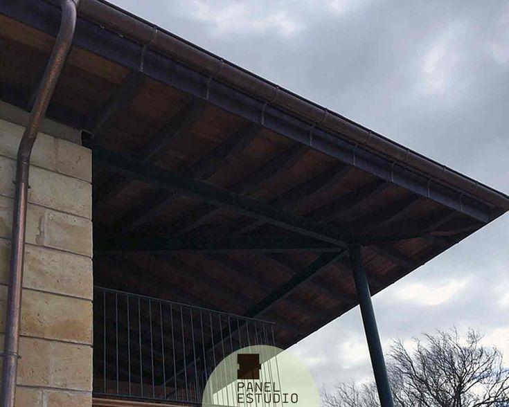 Madera de iroko para cubiertas suelos y paredes panel for Sandwich para tejados de madera