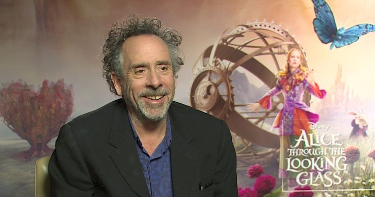 Interesting facts about Tim Burton