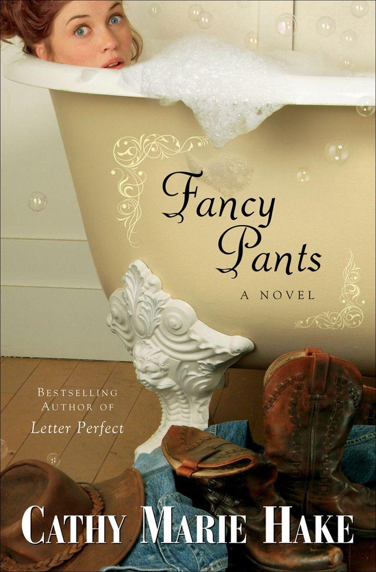 Cathy Marie Hake  Fancy Pants