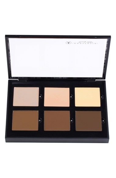 This easy-to-use palette by Anastasia Beverly Hills contains three highlighting and three contouring shades that help sculpt, define and enhance facial features.