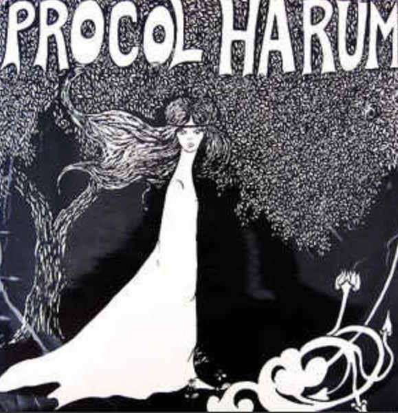 Procol Harum self titled album https://www.discogs.com/Procol-Harum-Procol-Harum/master/67328