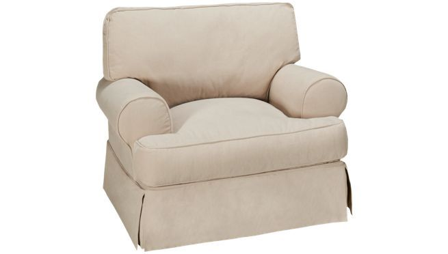 Synergy Chair With Slipcover Chairs And Ottmans At Jordan 39 S Furniture In Ma Ri And Nh My