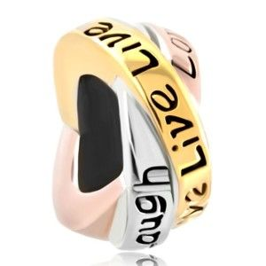 Easter Basket Girlfriend Pugster Trinity Ring Live Love Laugh Bead Fits Pandora Charms Bracelet Live Love Laugh Bead. Fit Pandora, Biagi, and Chamilia Charm Bracelets. Hole size is approximately 4.8 to 5mm.  http://awsomegadgetsandtoysforgirlsandboys.com/easter-basket-girlfriend/ Easter Basket Girlfriend