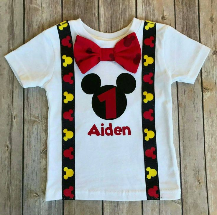 Boys Mickey Mouse Birthday Shirt, Mickey Mouse Party Hat, boys 1st Birthday, Boys Second Birthday, Birthday shirt by MizThings on Etsy https://www.etsy.com/listing/522471314/boys-mickey-mouse-birthday-shirt-mickey