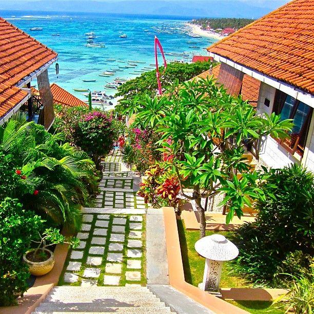 レンボンガン島ジュングッバトゥビーチ #bali #lembongan #バリ島 #レンボンガン島
