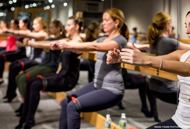 The best class for whatever you're stressing out about.