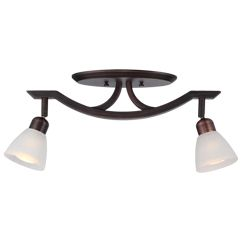 DVP9385ORB-WL Key West 2 Lt Oil Rubbed Bronze