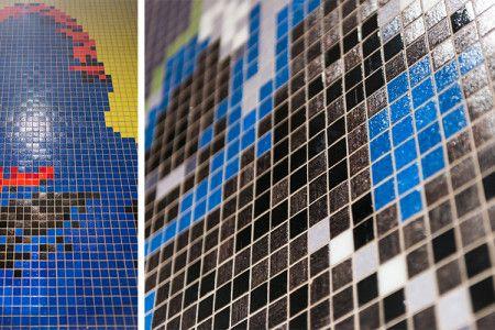 Custom Mosaic Tile Design & Fabrication - Artaic