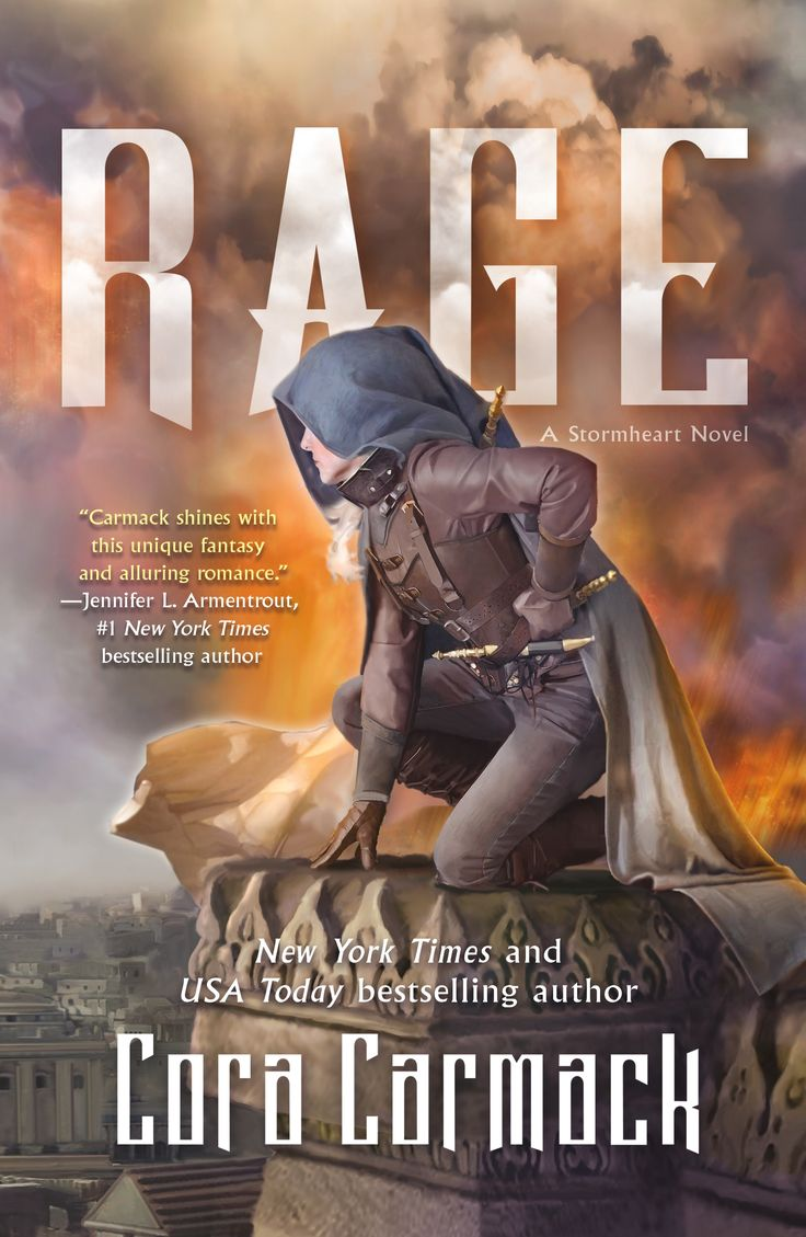 Exclusive cover reveal rage by cora carmack