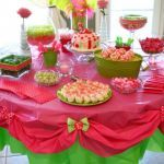 Baby Shower Ideas for Girls Decorations On A Budget Dollar Stores Elegant Strawberry Shortcake Party orable for A Birthday Party Tea