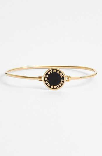 MARC BY MARC JACOBS 'Classic Marc' Disc Skinny Bangle