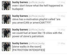 bucky barnes ,steve rogers sam wilson running tumblr - Google Search