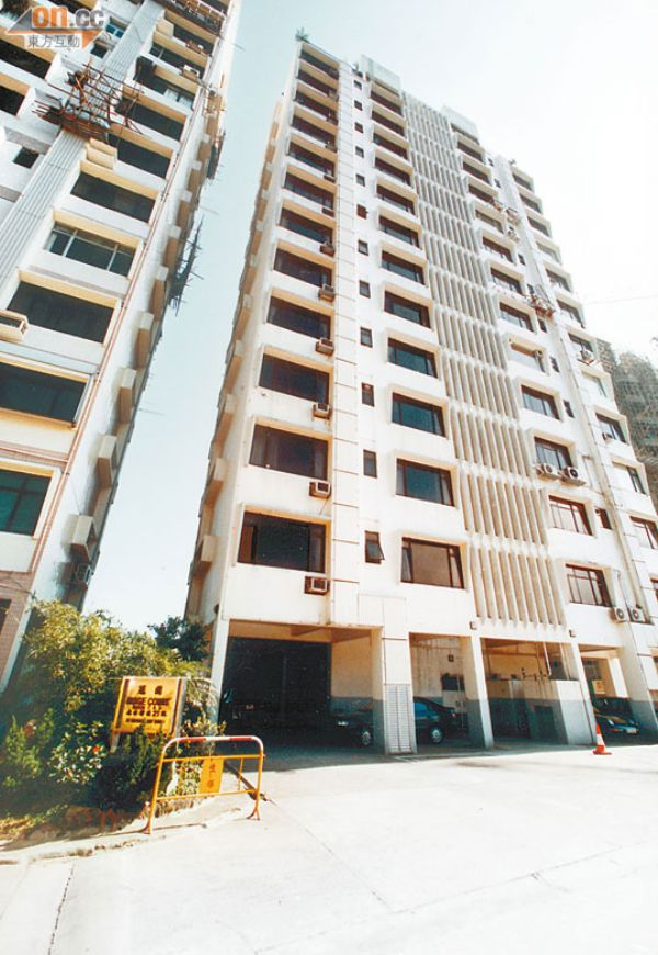 Ridge Court, 21 Repulse Bay Road. Family home for about 14 years between 1972 and 1986. We lived on the 10th floor.