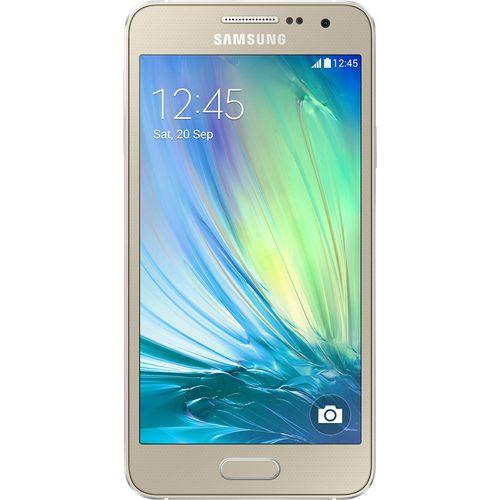 Samsung Galaxy A3 Champagne Gold