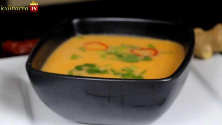 Jak zrobić tajską zupę z kurczakiem - Przepis Video