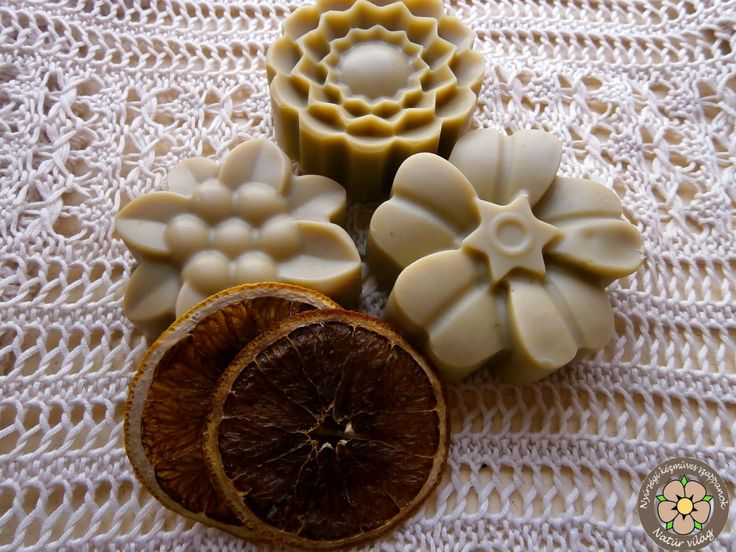Diós-narancsos-fahéjas különleges összetétel, gyengéd bőrápolás, kellemes, üdítő, krémes szappan