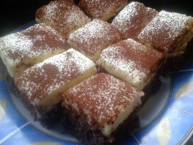 Egyszerű Gyors Receptek » Blog Mennyei finom kakaós krémes | Egyszerű Gyors Receptek