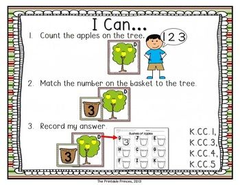 """187 pages of Common Core aligned math and literacy fun for Kindergarten! (7 math and 7 literacy activities). Includes Kinder-friendly """"I Can"""" charts, detailed teacher direction pages, common core standards. Download the 4 page preview to check it out!"""