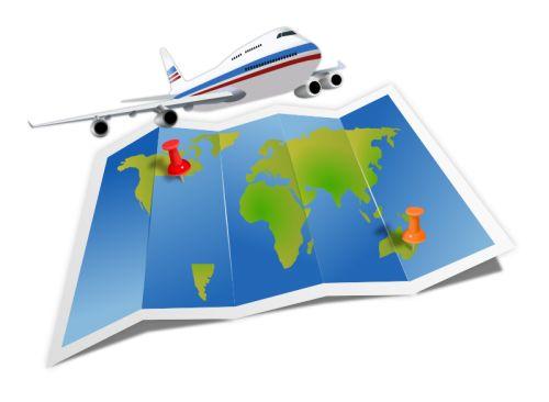 Voyage à travers les cinq continents
