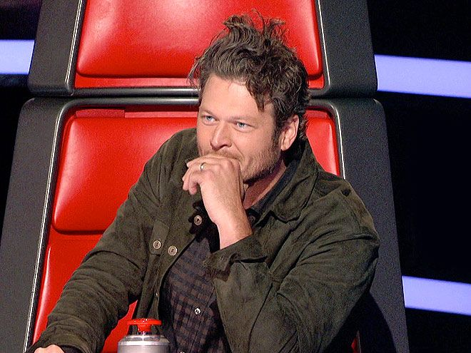 "10 Best Celeb Quotes This Week |  | ""My liver's not going to make it.""– Blake Shelton, who joked about turning to alcohol to cope with this season's tight competition, on The Voice"