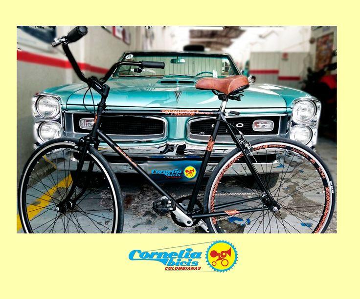 Sabrosuras bicicleteras para viajar diariamente.  #RapideliaCornelia