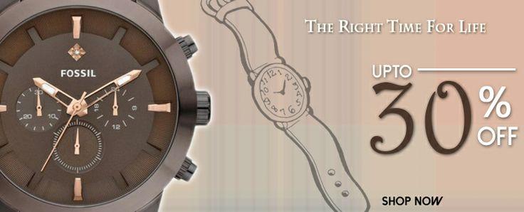 #Online_Shopping #Shopping_Online @ Khoobsurati.com Get Upto 25% Off On #Stylish_Watches http://khoobsurati.com/women/accessories/watches
