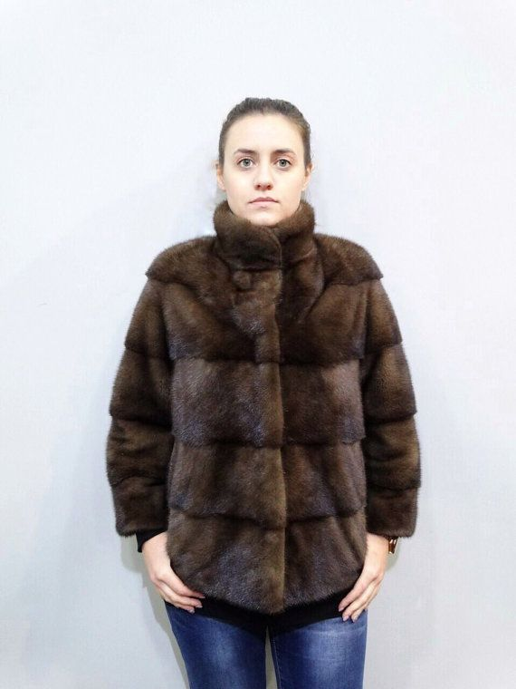 Fur CoatFur JacketReal Fur CoatMink JacketReal by FilimegasFurs