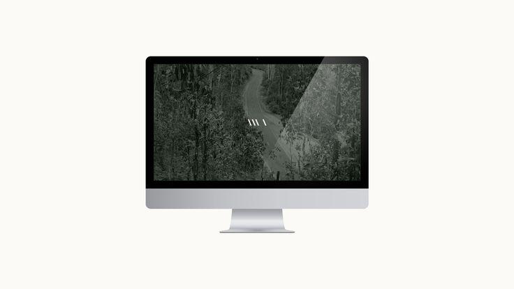 Bawa Cafe - Website Design. Design by Foolscap Studio.