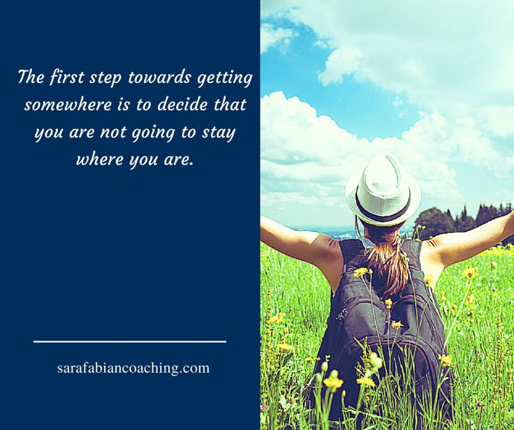 Stepping outside of your comfort zone is not often easy, but it's often rewarding!